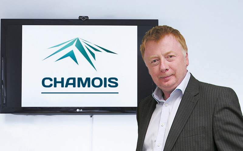 Richard Oliver Chamois